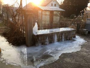 Brunnen kalt